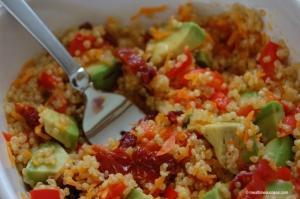 Quinoa salad
